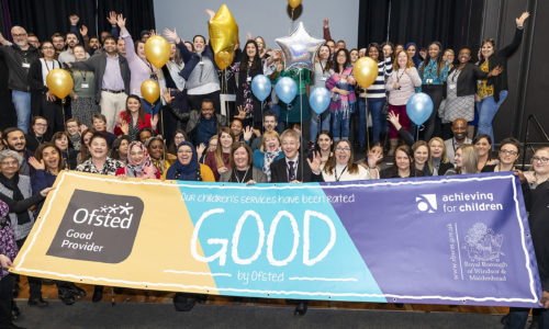 Ofsted 'good' grading for Windsor and Maidenhead services